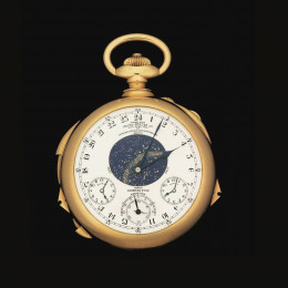 Patek Philippe Supercomplication - Most Expensive Watch Ever Sold