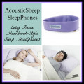 AcousticSheep SleepPhones - The Safe Solution to Sleep Problems and Insomnia