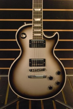Epiphone Les Paul Custom Silverburst