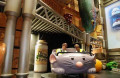 From a small rat to a big Disney themepark ride: building Ratatouille The Adventure