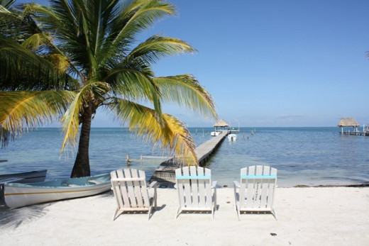 Enjoy mostly warm, sunny weather in Belize!