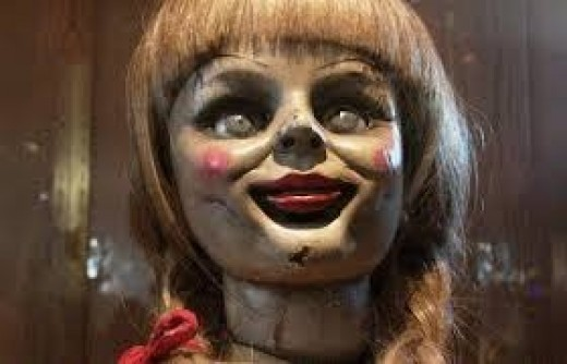Annabelle was released in 2014 and it's somewhat of a prequel to The Conjuring. Many elements of The Conjuring are in Annabelle.