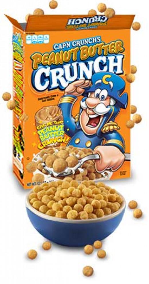 Cap'n Crunch Peanut Butter Crunch