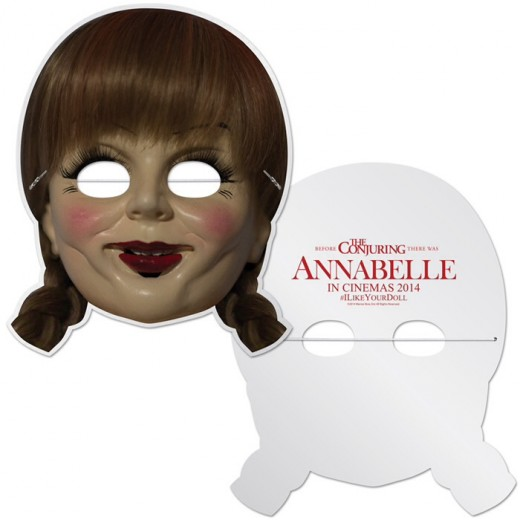 Annabelle has gotten so popular that Halloween costumes were produced. Many fans celebrated Halloween by dressing up as the scary doll and trick or treating.
