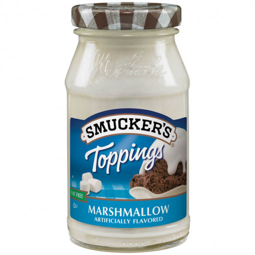 Smucker's Marshmallow Ice Cream Topping