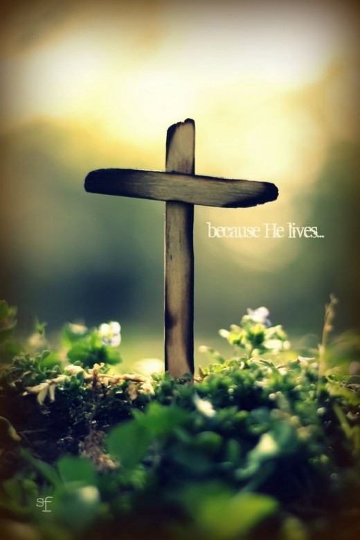 Jesus Christ died on the cross for the sins of mankind.