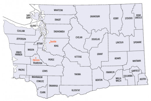Weed is legal in Washington state as of July, 2014!