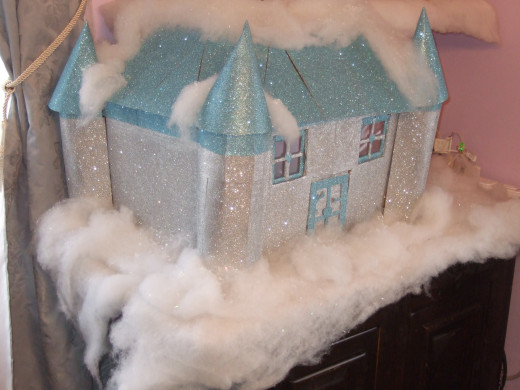 The Frozen Castle I Made!