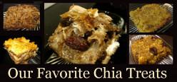 My Homemade Healthy Chia Desserts