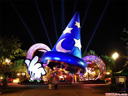 Disney's Iconic Hollywood Studios Sorcerer's Hat