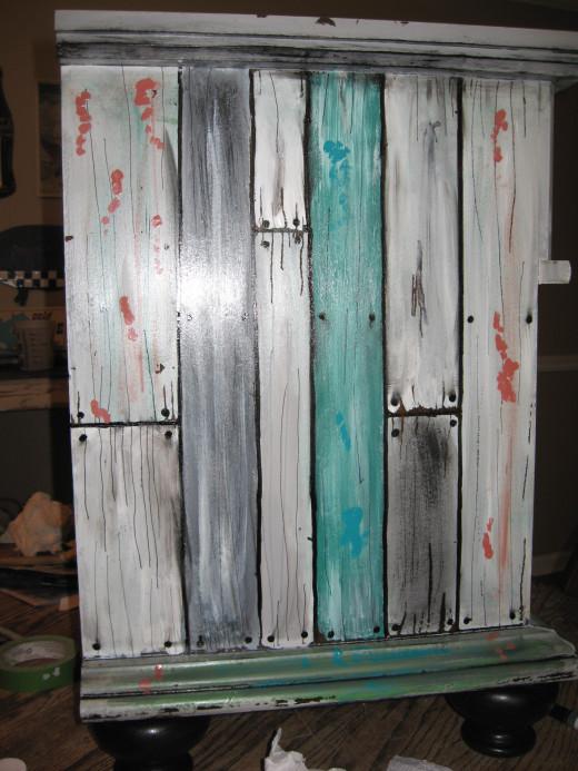 faux planks