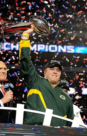 Green Bay Packers Head Coach Mike McCarthy