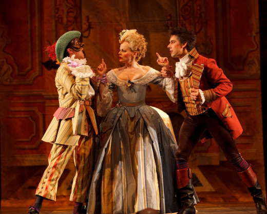 The Marriage of Figaro, Opera by Mozart and Da Ponte