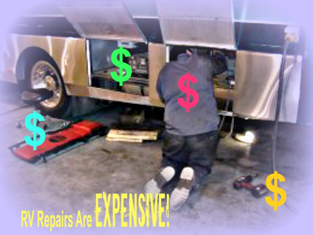 Rv Repairs How Much Do They Cost