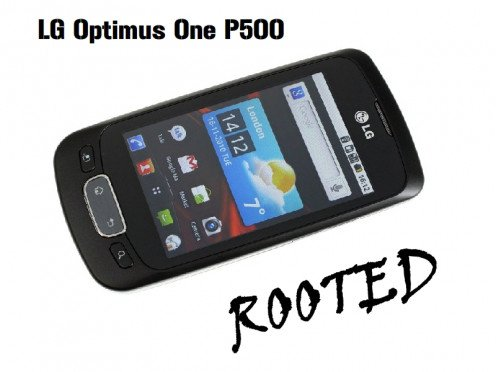 Do you know how to root Optimus One...