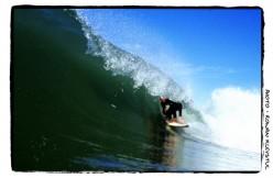 Early morning Kiwi glass  waves. Raglan perfection.