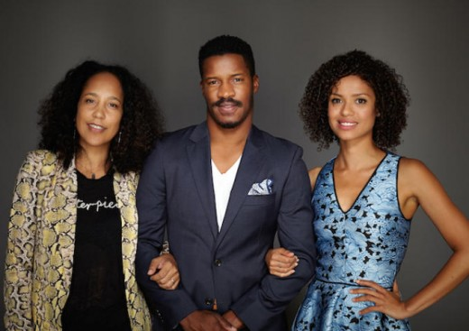 Gina Prince-Bythewood, Nate Parker and Gugu Mbatha-Raw