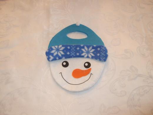 The Snowman Gift Bag
