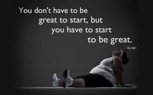 Start your best.