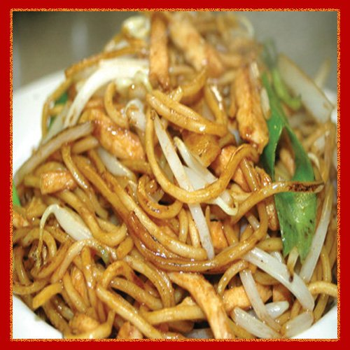 Fast food: Fried Chowmein