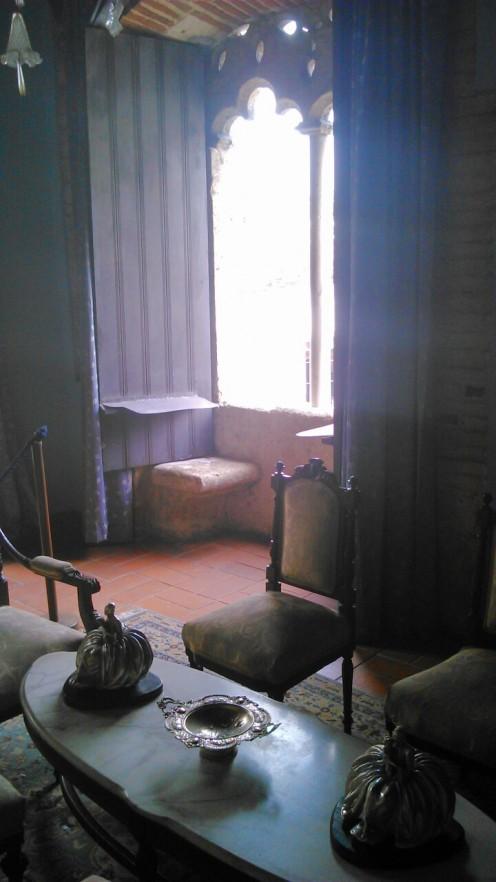Interior Casa de Francisco Tostado and Museum of the Dominican Family in Colonial Santo Domingo.