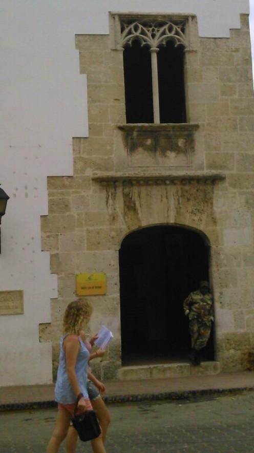 Casa de Tostado , Colonial Santo Domingo