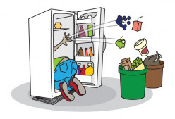 How  often do you clean out your refrigerator?