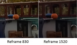 Reframe Comparison
