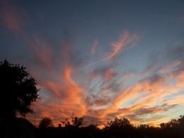 every bright sundown...