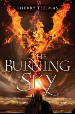 The Burning Sky by Sherry Thomas Review