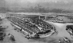 Castle Garden– Arrival of Immigrants to New York before Ellis Island.