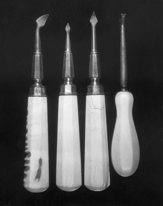 Paul Revere Dental Tools