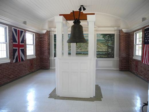 The Kaskaskia (Illinois) Liberty Bell.