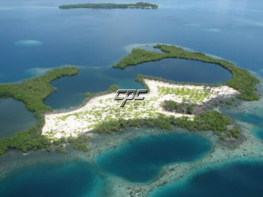 Manatee Caye - Belize private island for sale $495k.