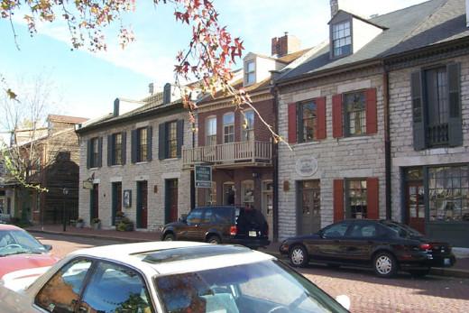 St. Charles, Missouri, Historic District.