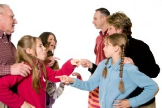Family conflict is a potential source of stress which can negatively impact our performance and productivity at work.