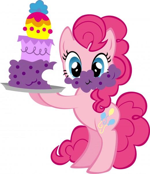 New Pinkie Pie