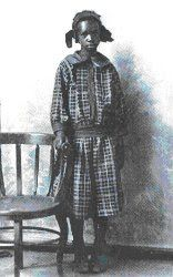 Sarah Rector--By the age of 10, she became the richest Black child in America. She received a land grant from the Creek Nation as part of reparations. Soon after, oil was discovered on her property. By 1912, the revenue from this oil was $371,000 per
