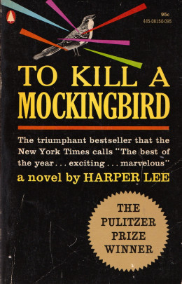 "First Edition ""To Kill A Mockingbird"" - 95 cents"