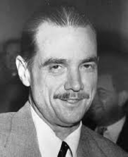 Howard Hughes was probably the best-known for his O.C.D. practices as well as other strange behavior