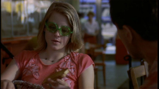 I agree a preteen hooker needs a protector. I think we can all agree that person shouldn't be Travis Bickle.