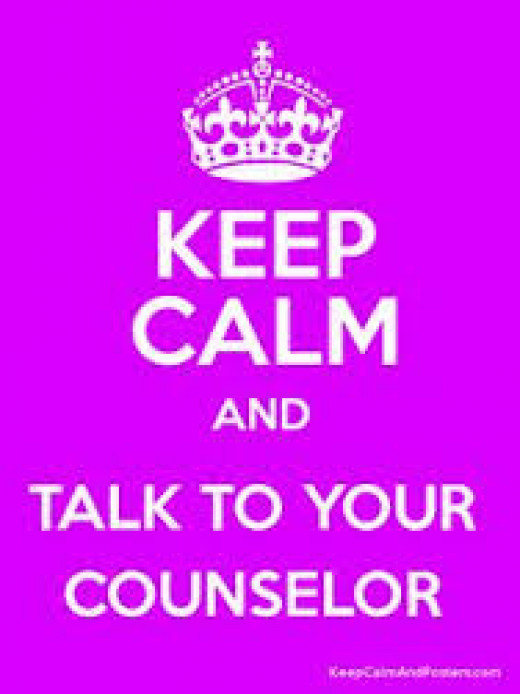 When to go to a counselor?