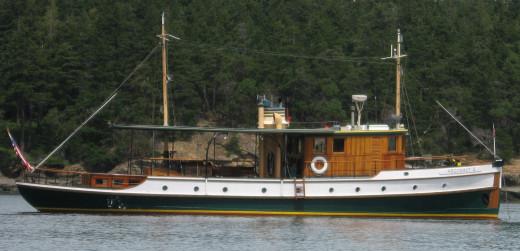 Argonaut II, built in 1922