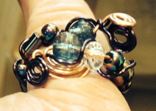 Adjustable Arthritis Relief Ring