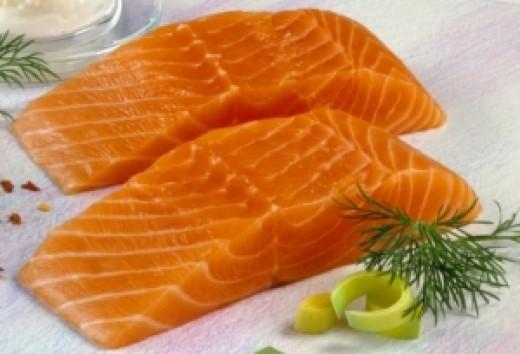 Salmon buying tips