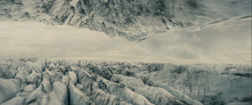 The Ice Planet!