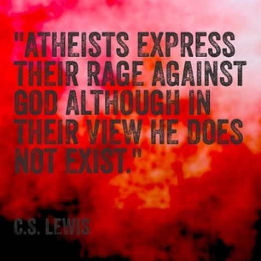A Typical Theist's Attitude