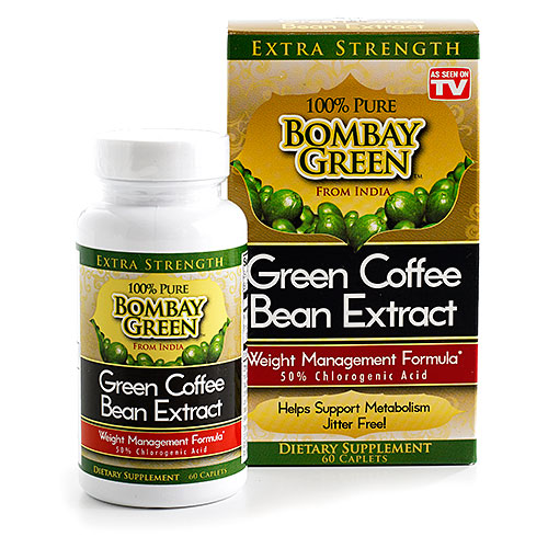 Green Coffee Extract- $2 at Boscov's