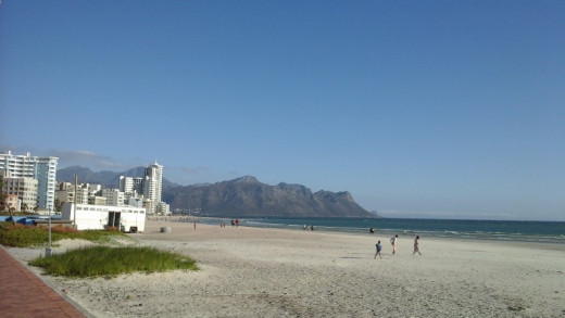 Strand, South Africa