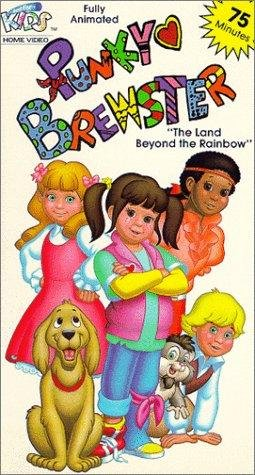 "Punky Brewster's cartoon show, ""It's Punky Brewster"""